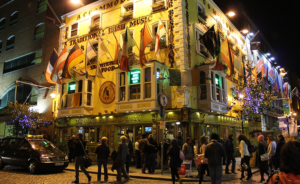 Cork City's vibrant nightlife is second to none.